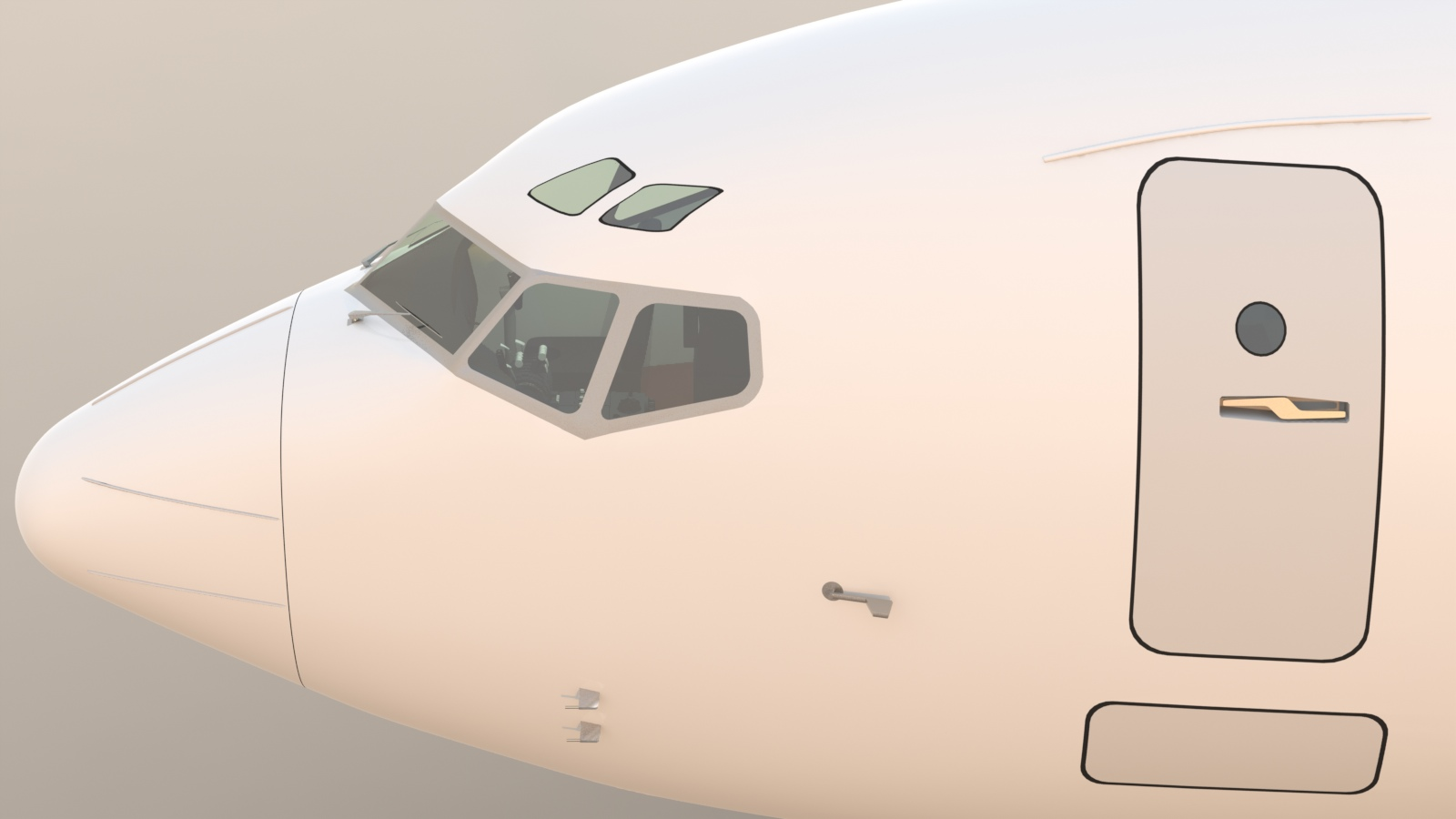 Boeing 727-100 Project finished for now  | Foundry Community