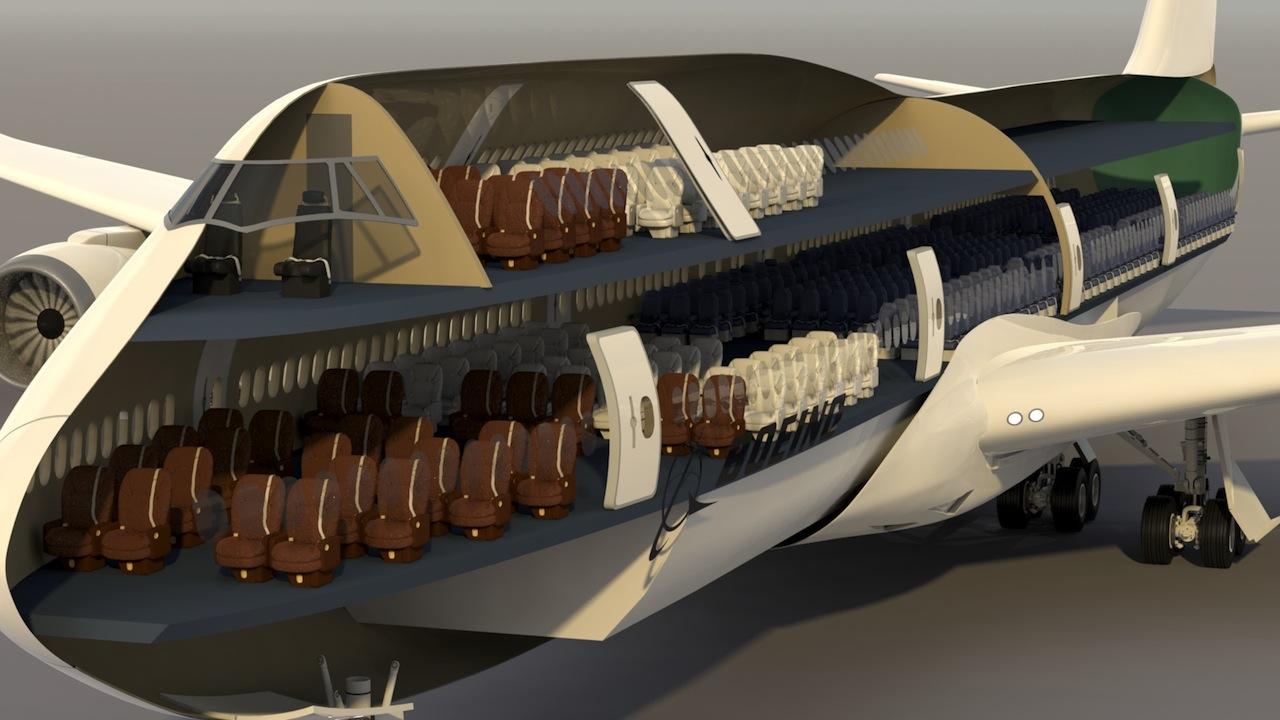 Mike James Media™ Boeing 747-8 \