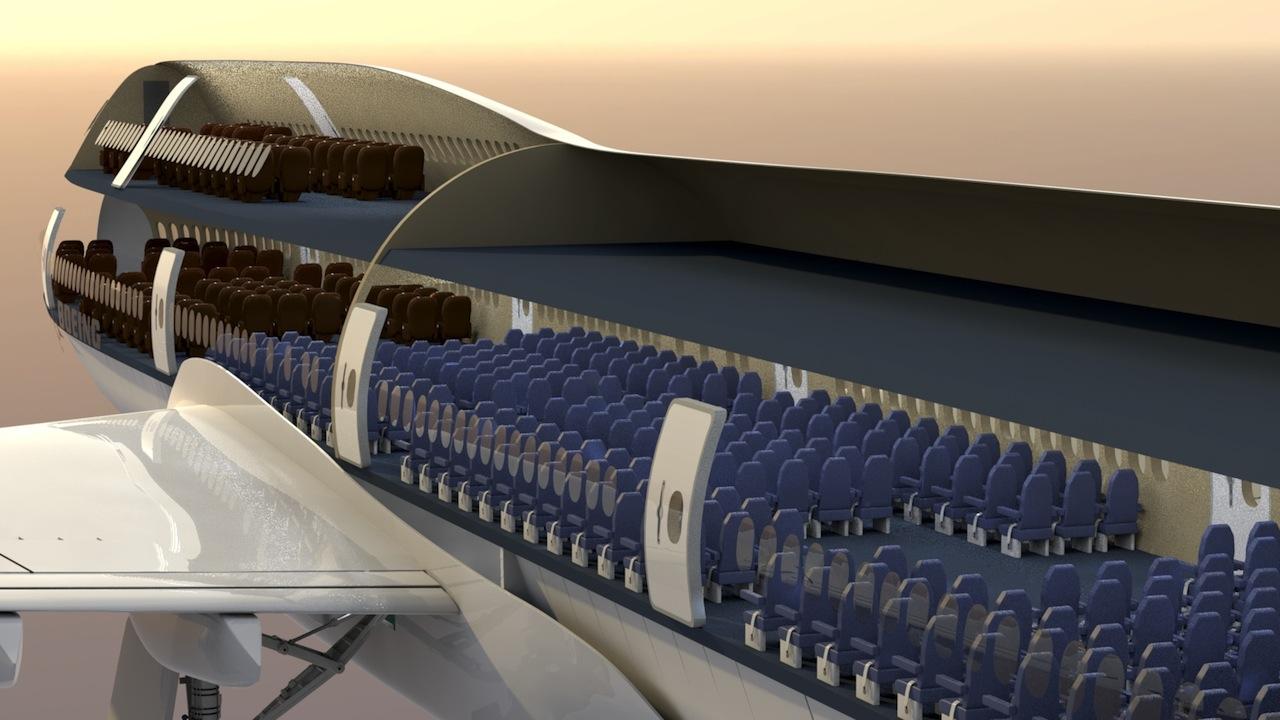Boeing 747 8 Interior Www Pixshark Com Images