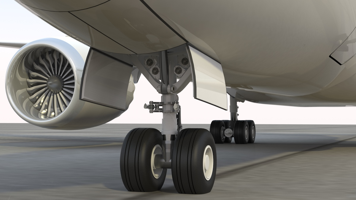 Mike James Media™ Boeing 787-8 Dreamliner Project