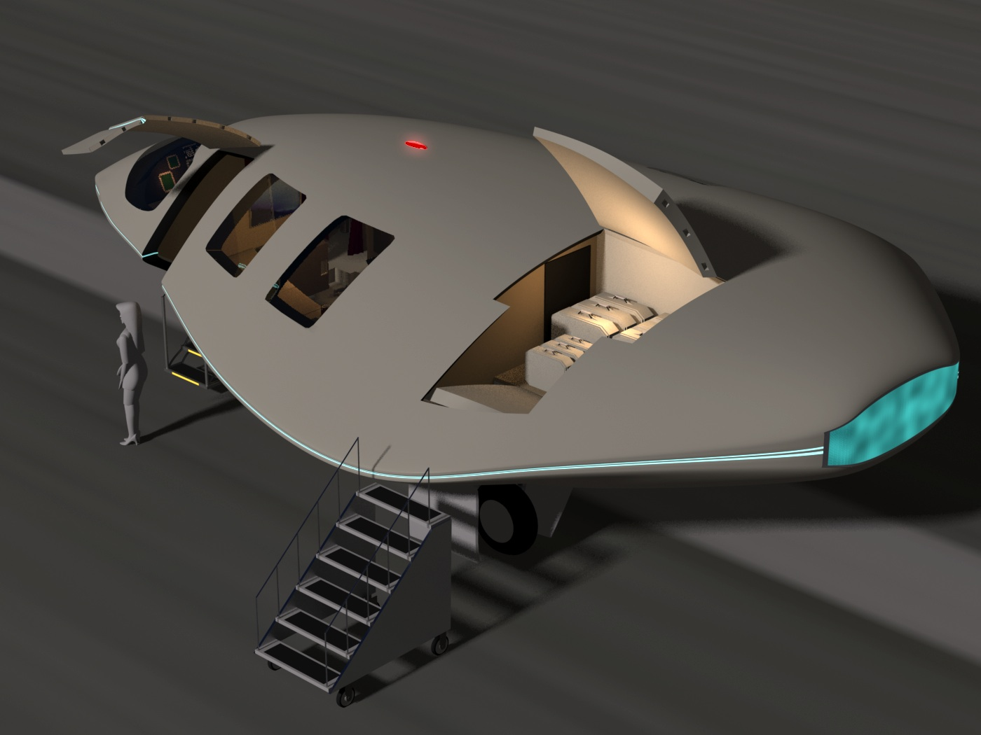 interstellar spacecraft design - photo #8